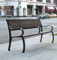 New York Ave Bench