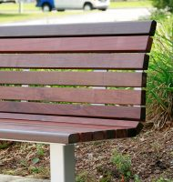 Walworth Backed Bench